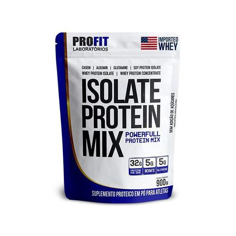 Imagem de Isolate Protein Mix 900g Refil Profit