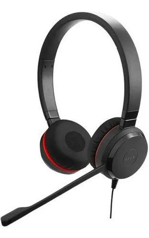 Fone de Ouvido Headset Evolve 30 Ii Ms Stéreo Jabra