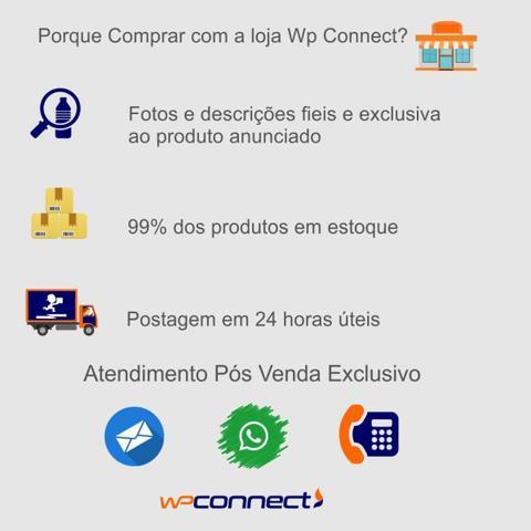 Imagem de Jaleco Branco tradicional Unissex  Saúde