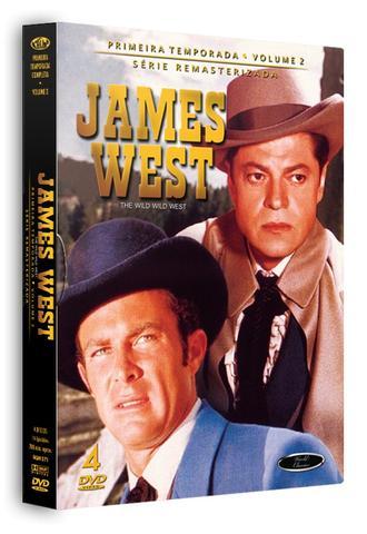 Imagem de James West - 1ª Temporada Volume 2