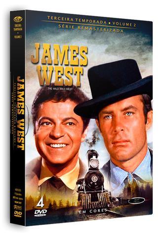 Imagem de James West - 3ª Temporada Volume 2
