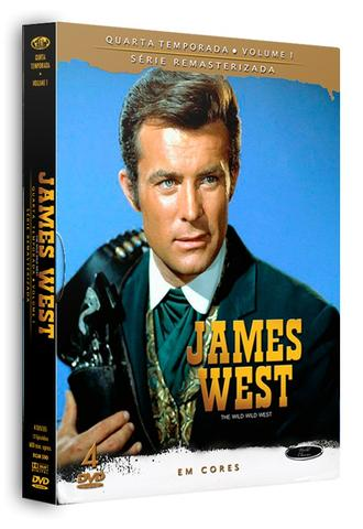 Imagem de James West - 4ª Temporada Volume 1