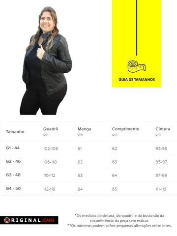 Imagem de Jaqueta Couro Plus Size Facinelli 640366
