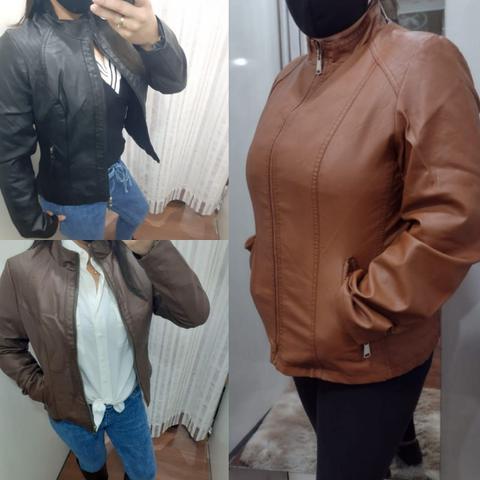 Imagem de Jaqueta feminina plus size g1 ao g4