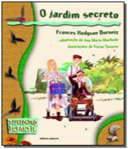 Imagem de Jardim secreto, o - colecao reencontro infantil