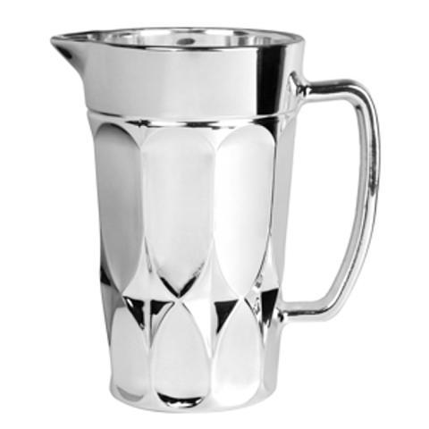Imagem de jarra bon gourmet metalizada 1 litro prata