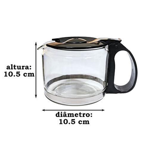 Imagem de Jarra Compatível para Cafeteira Mondial Pratic 17