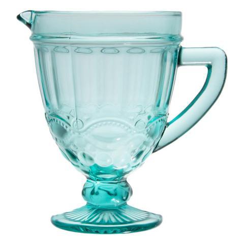 Imagem de Jarra de vidro libélula verde água 1 litro lyor