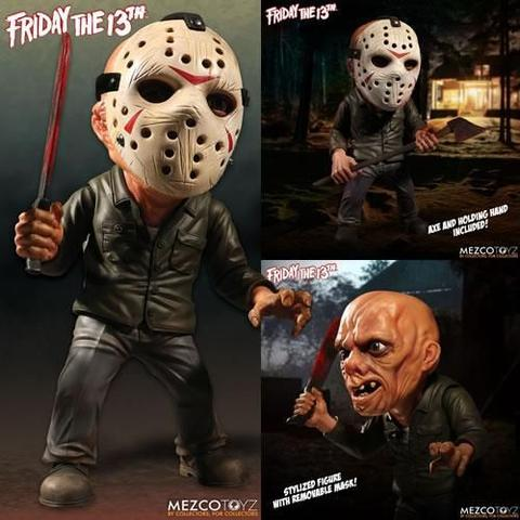 Imagem de Jason Voorhees - Mega Figure With Sound - Mezco Toyz