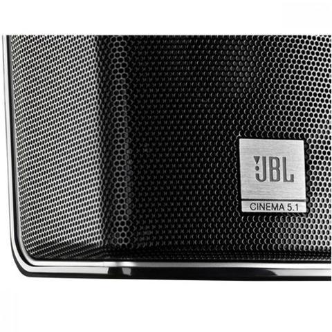 Imagem de JBL Cinema 510 Conjunto Home Theater de caixas acústicas 5.1 com subwoofer ativo Bivolt