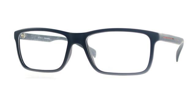 Jean Monnier J83125 D125 Azul Fosco Lente Tam 53 - Óculos de grau ... eca468d9ae