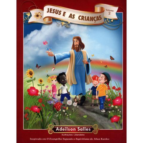 Imagem de Jesus e as Crianças - Vol. 2 - Intelítera