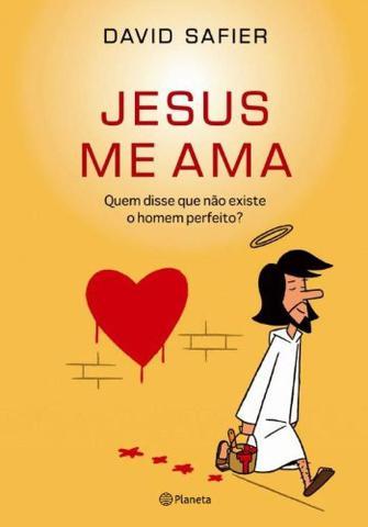 Imagem de Jesus Me Ama - Planeta