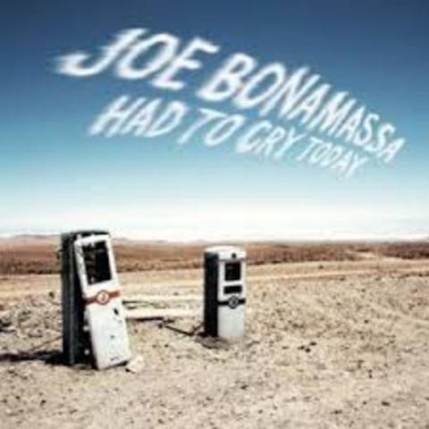 Imagem de Joe bonamassa - had to cry today