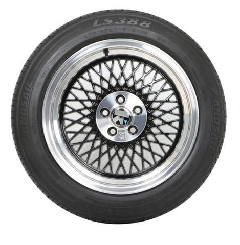 Imagem de Jogo 4 pneus aro 15 Landsail 195/55 R15 LS388 85V