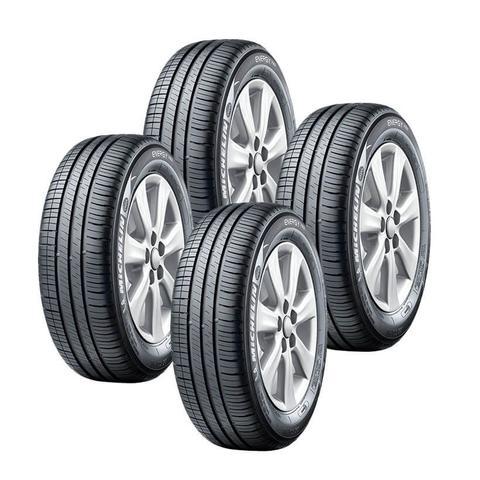 Imagem de Jogo 4 Pneus Aro 15 Michelin Energy XM2 GRNX 175/65R15 84H