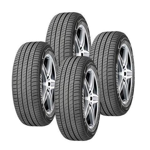 Imagem de Jogo 4 Pneus Aro 15 Michelin Primacy 3 Green X 195/65r15 91h