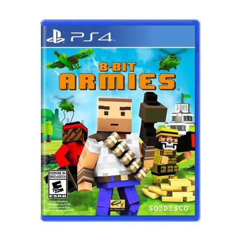 Jogo 8 Bit Armies - Playstation 4 - Soedesco
