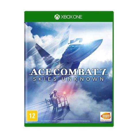 Jogo Ace Combat 7: Skies Unknown - Xbox One - Bandai Namco Games