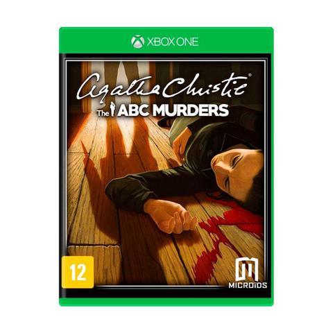 Imagem de Jogo Agatha Christie: The ABC Murders - Xbox One