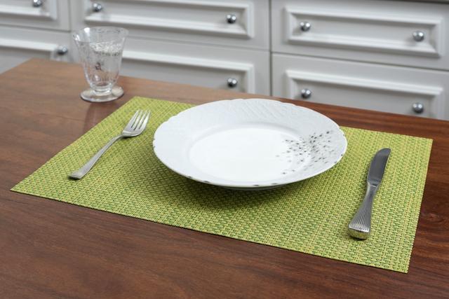 Imagem de Jogo Americano Antiderrapante Em Pvc Para Cozinha Avulso