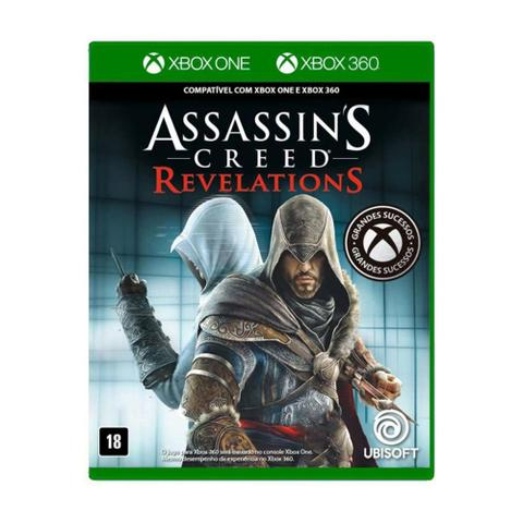 Imagem de Jogo Assassin's Creed: Revelations - Xbox 360 e Xbox One
