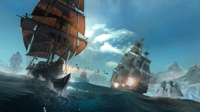 Imagem de Jogo Assassin's Creed Rogue - Xbox 360 e Xbox One
