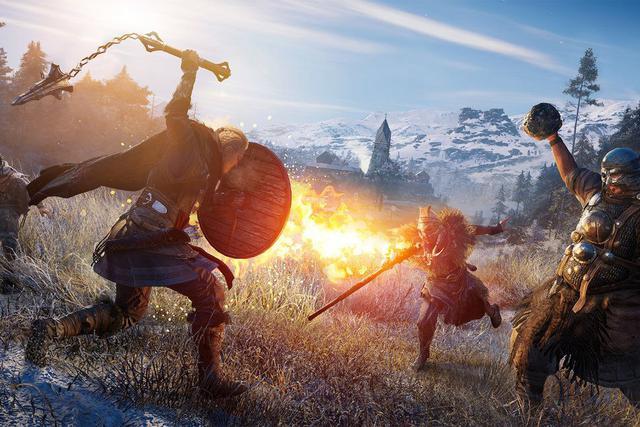 Imagem de Jogo Assassin's Creed: Valhalla - PS5