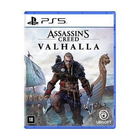 Imagem de Jogo Assassin's Creed Valhalla - PS5