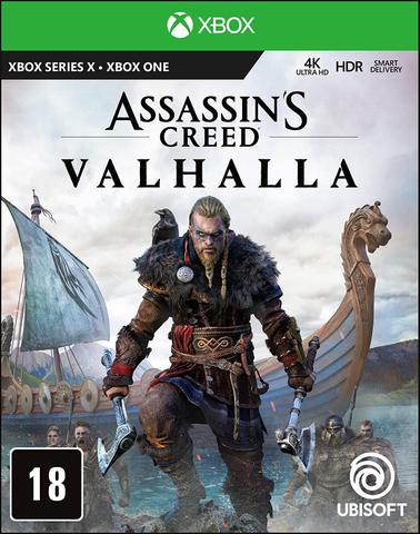 Jogo Assassin's Creed: Valhalla - Xbox Series X - Ubisoft
