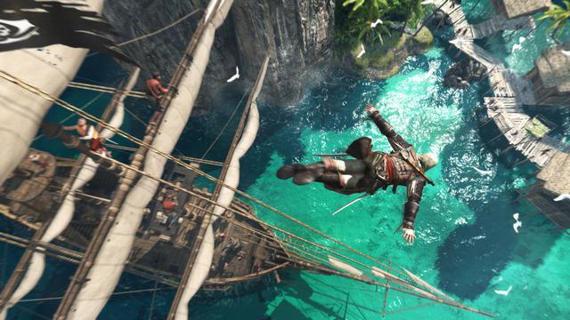 Imagem de Jogo Assassins Creed Black Flag - PS4