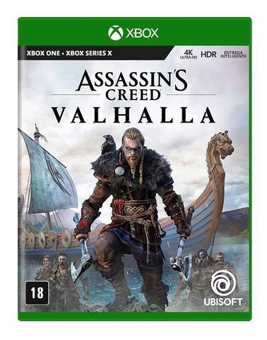 Imagem de Jogo Assassins Creed Valhalla - Xbox One E Xbox Series