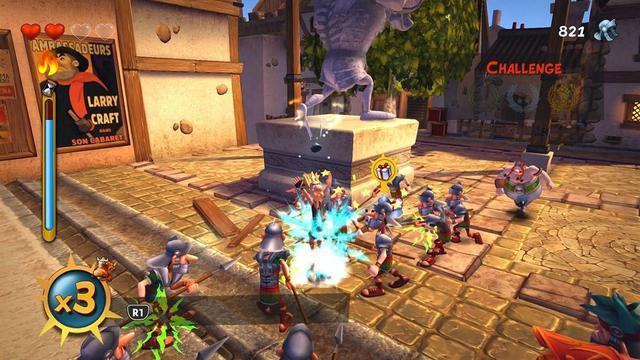 Imagem de Jogo Asterix  Obelix XXL 2 - Xbox One