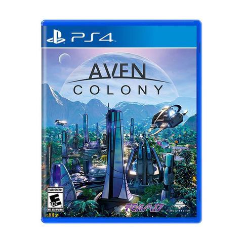 Jogo Aven Colony - Playstation 4 - Mothership Entertainment
