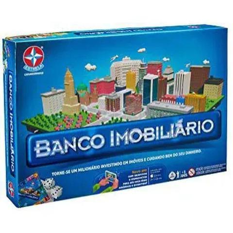 Imagem de Jogo Banco Imobiliário - Estrela