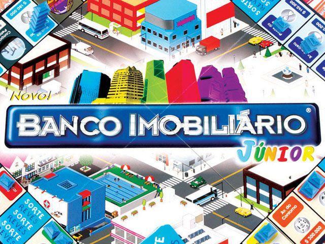 Imagem de Jogo Banco Imobiliário Junior