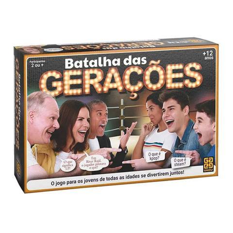 Imagem de Jogo Batalha Das Gerações 03583 - Grow - 03583