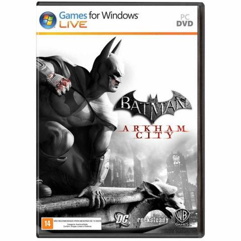Imagem de Jogo Batman Arkham City PC