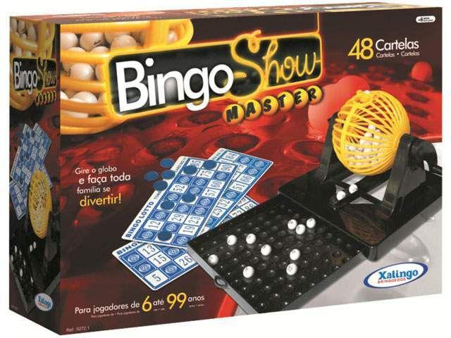 Imagem de Jogo Bingo Show Master