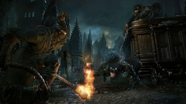 Imagem de Jogo Bloodborne - PS4