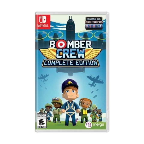 Jogo Bomber Crew Complete Edition - Switch - Merge Games