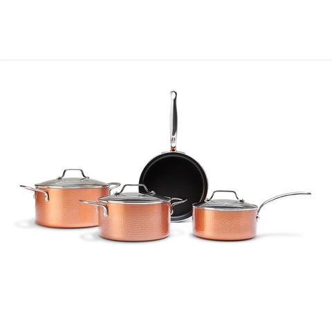 Imagem de Jogo Brinox Copper Com 4 Peças - Cobre
