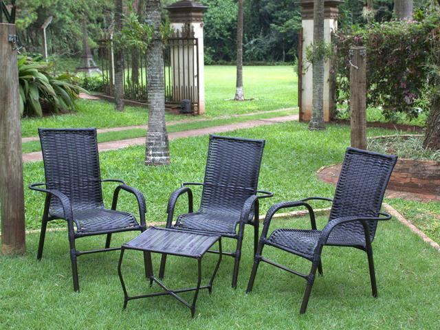 Imagem de Jogo Cadeira Decorativa Área, Jardim, Varanda