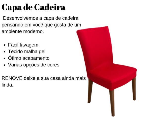 Imagem de Jogo Capa de Cadeira ALICE 8 LUGARES - Tam. Grande