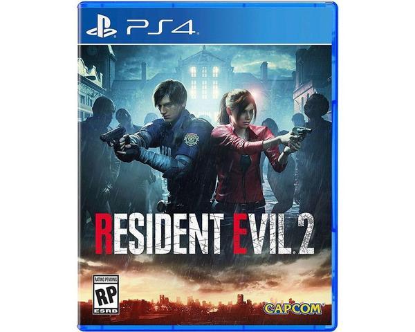 Imagem de Jogo Capcom Resident EVIL 2 PS4 BLU-RAY (CP2447AN)