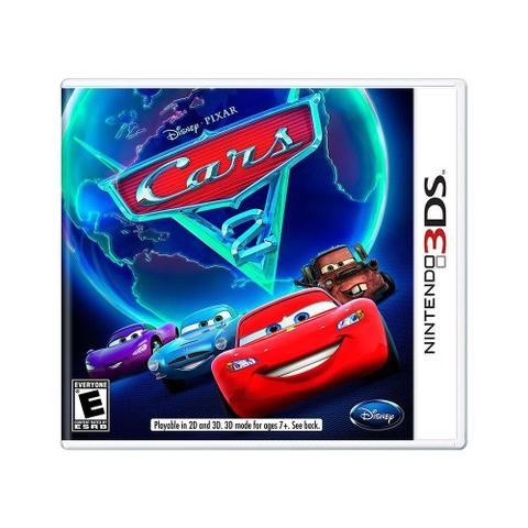 Imagem de Jogo Cars 2 - 3DS
