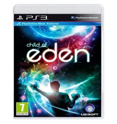 Jogo Child Of Eden - Playstation 3 - Ubisoft