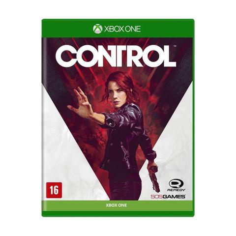 Jogo Control - Xbox One - 505 Games