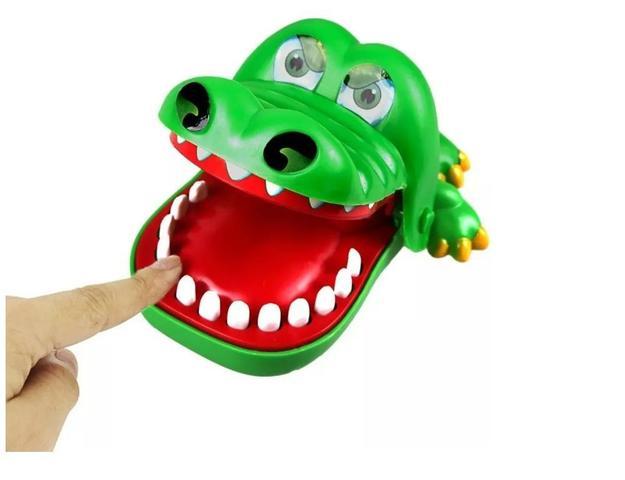 Imagem de Jogo Crocodilo Dentista Polibrinq An0025