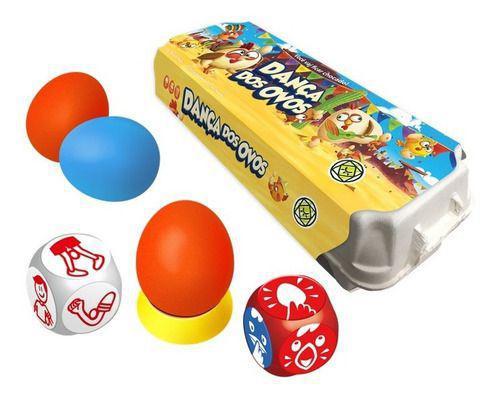 Imagem de Jogo Dança Dos Ovos Dance Eggs Mandala